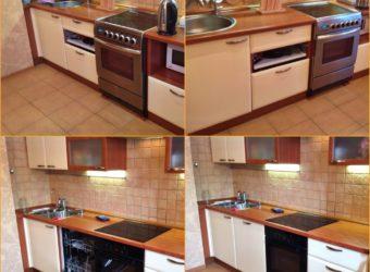 Кухня в квартиру «хрущевка»