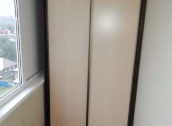 Шкаф-купе на лоджию