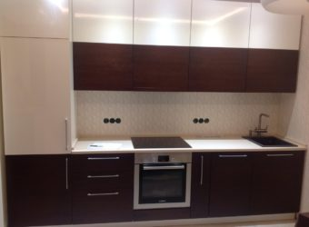 Кухня «Берилл бордо»