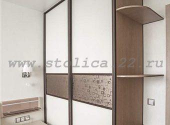 Шкаф-купе «Браво» для спальни 2 двери