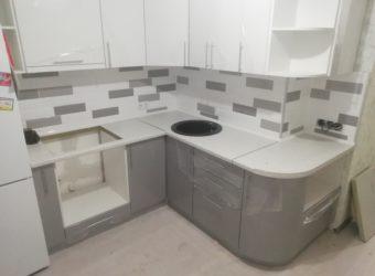 Кухня «ВЕГА 2» для Алексея пр.Энергетиков 4